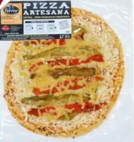 Pizza de escalibada